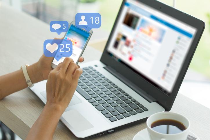 Social Media remains en vogue